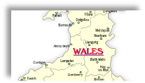 Click here to enlarge map of Wales