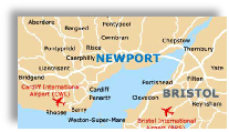 Click here to enlarge map of Newport